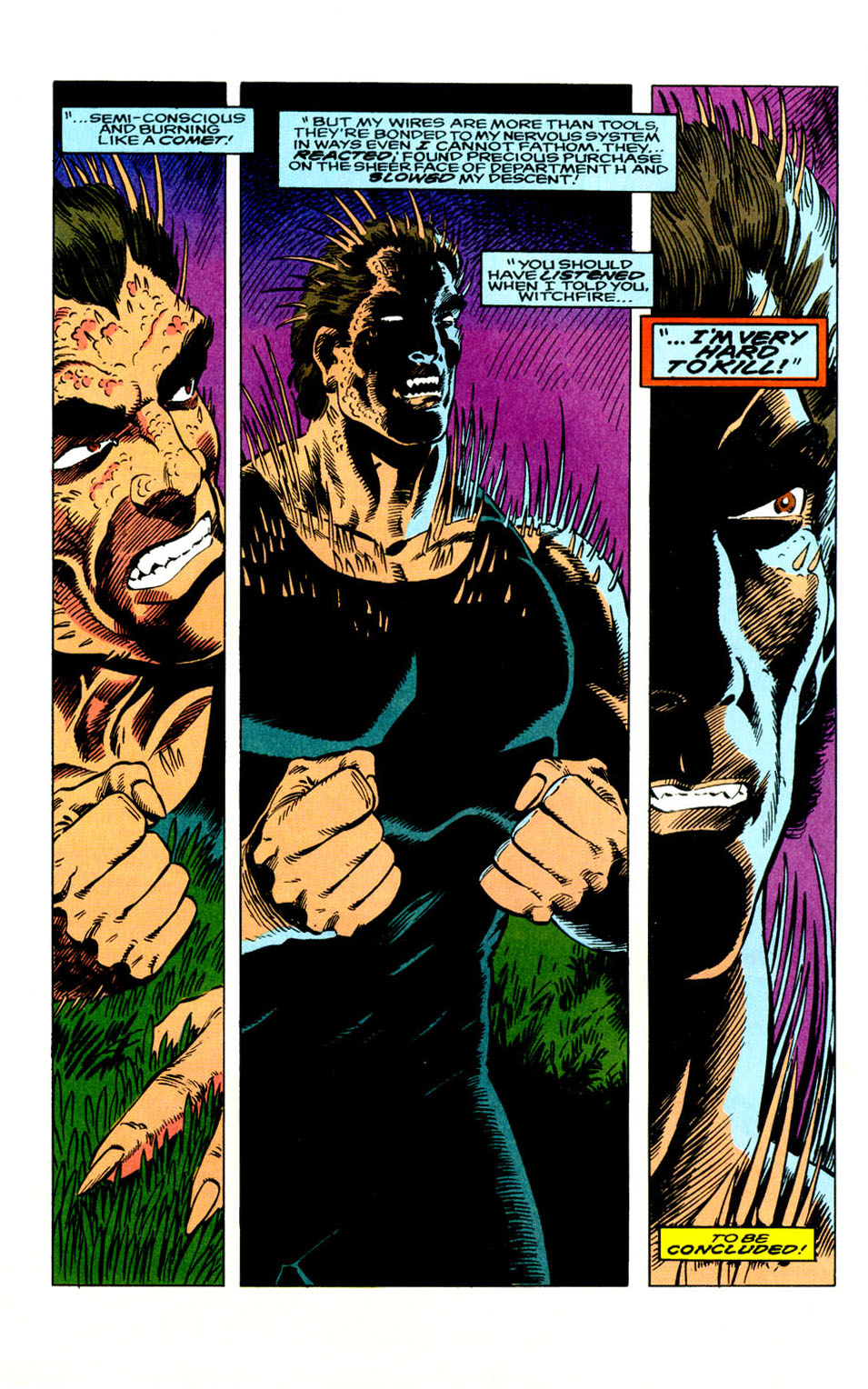 Read online Alpha Flight (1983) comic -  Issue #123 - 16