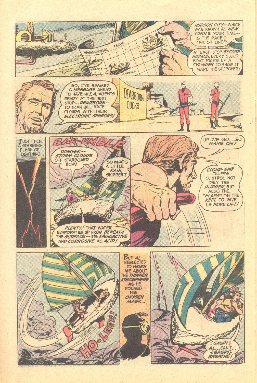 Read online Strange Sports Stories (1973) comic -  Issue #6 - 18