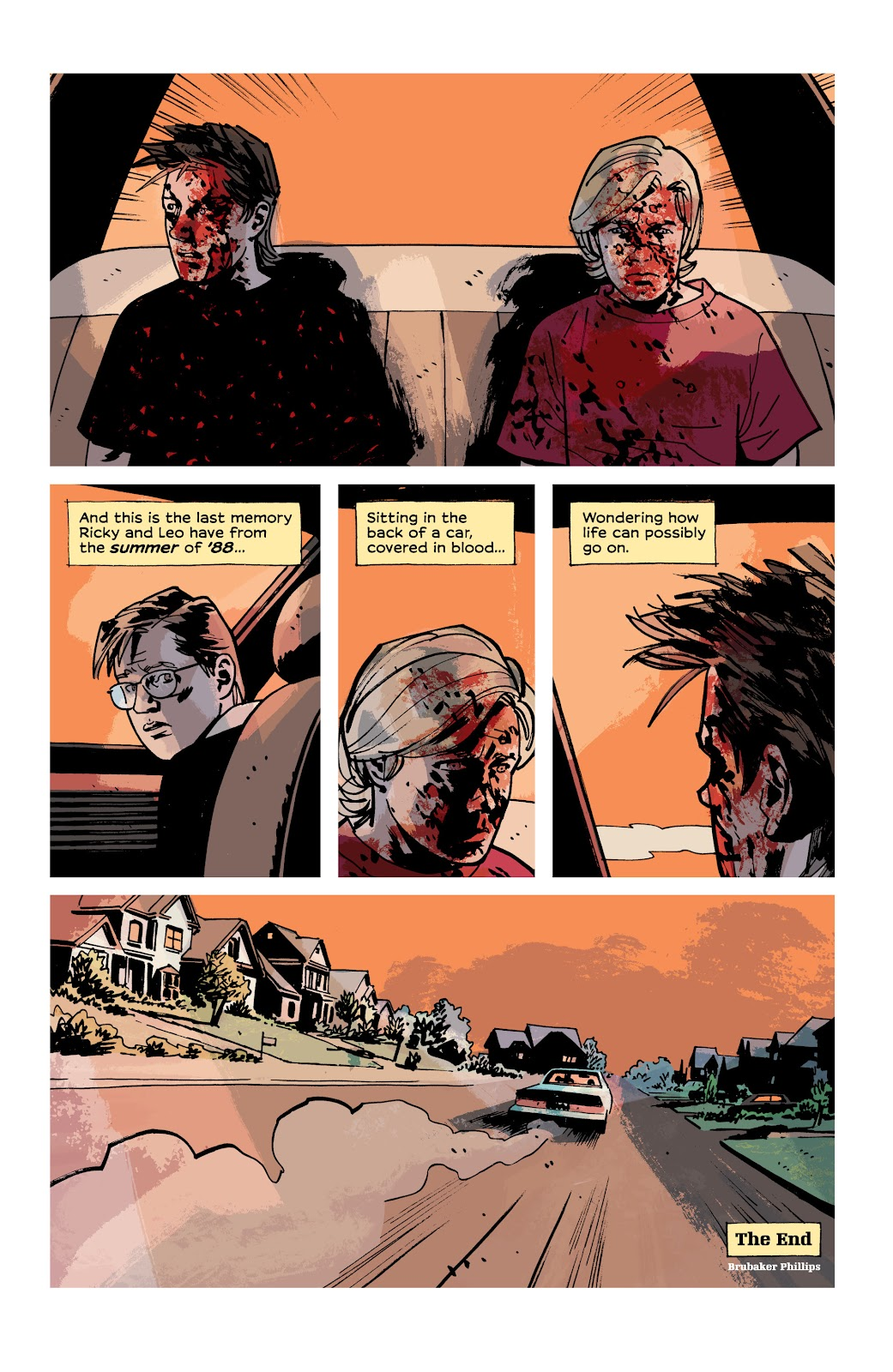 Read online Criminal (2019) comic -  Issue #12 - 28