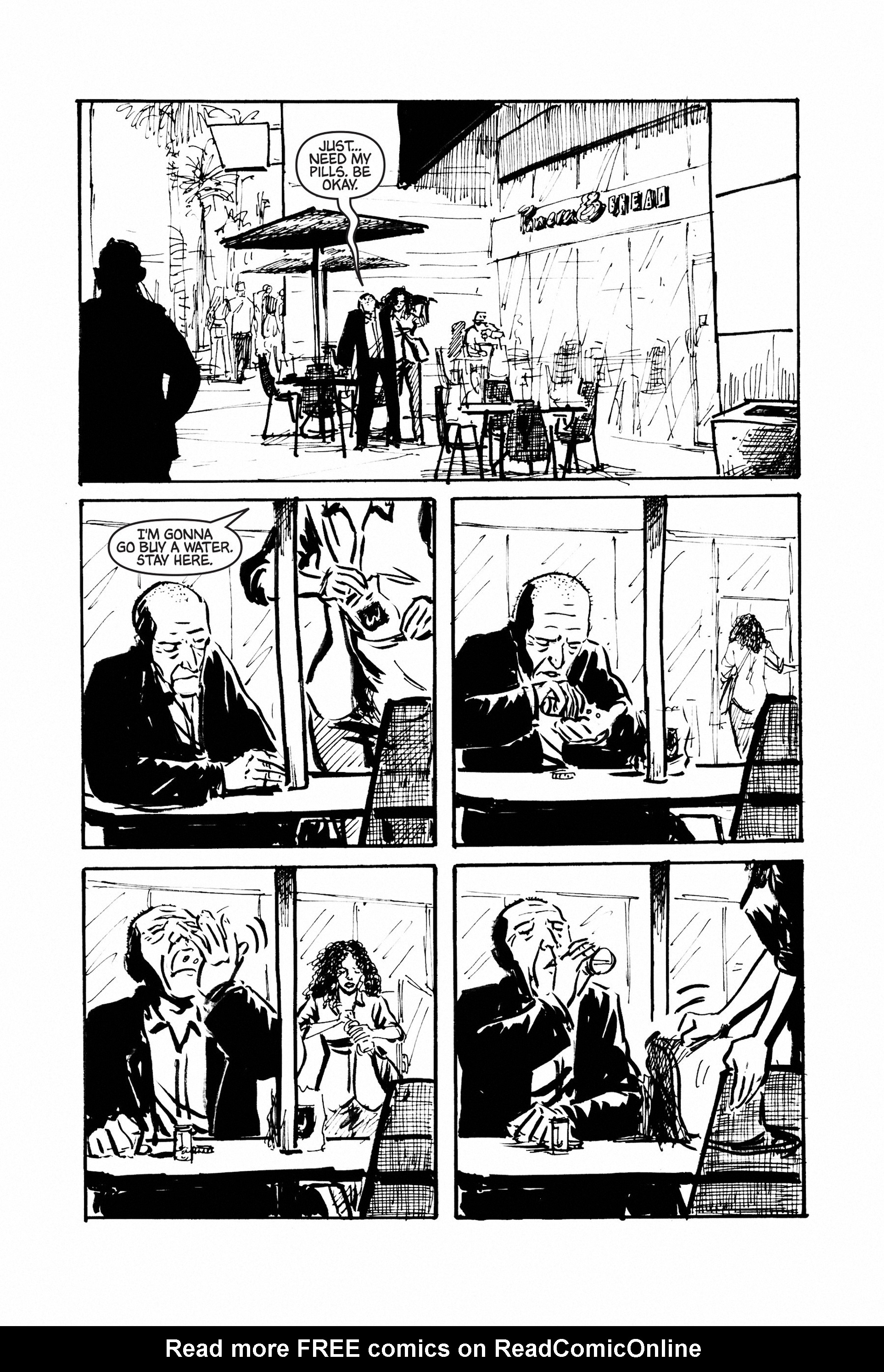 Read online Tumor comic -  Issue # TPB - 152