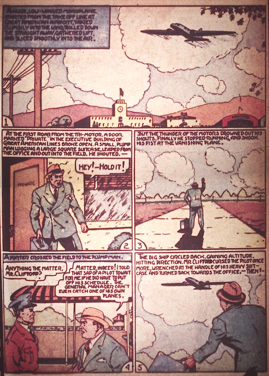Read online Detective Comics (1937) comic -  Issue #12 - 23