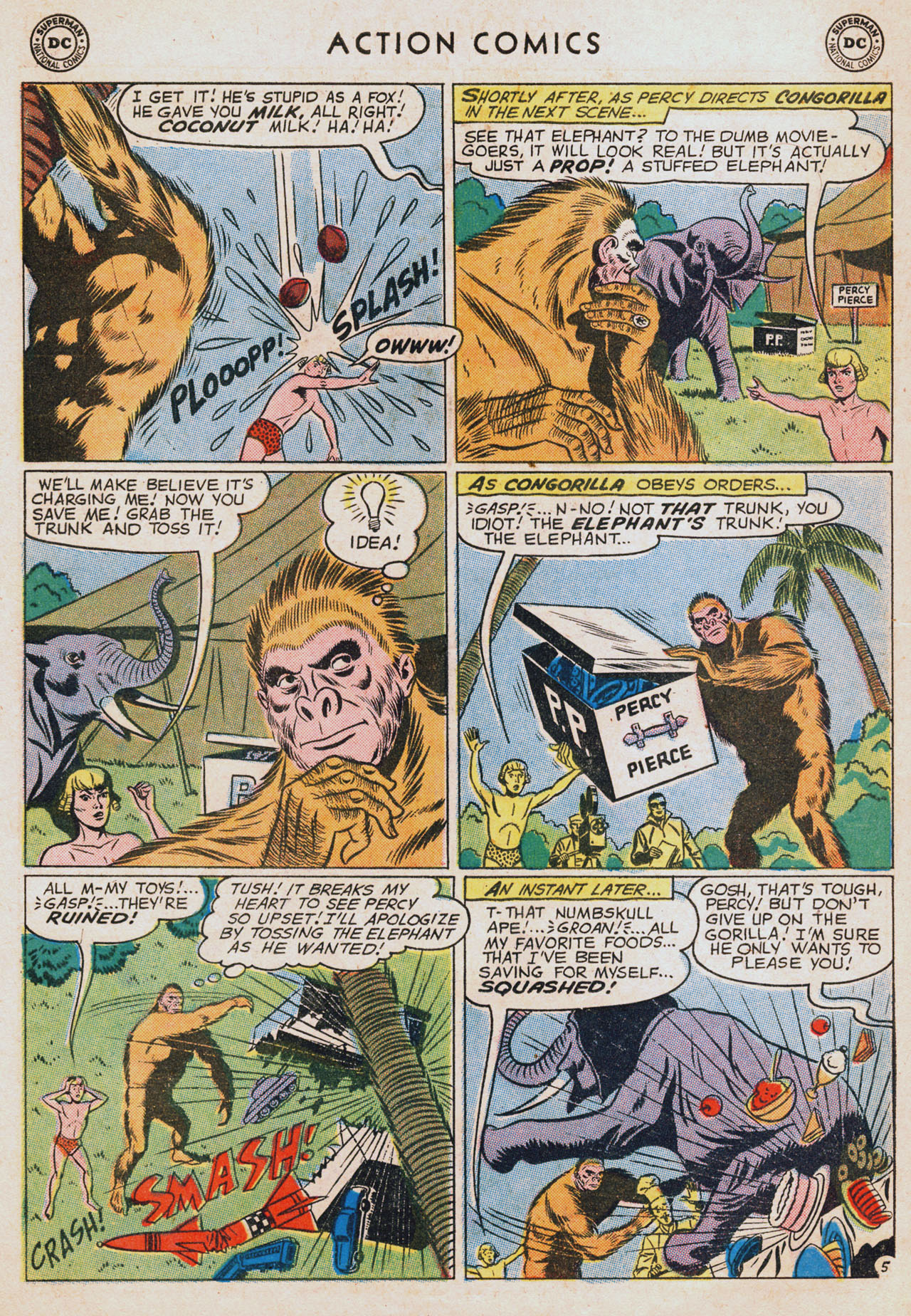 Action Comics (1938) 256 Page 21