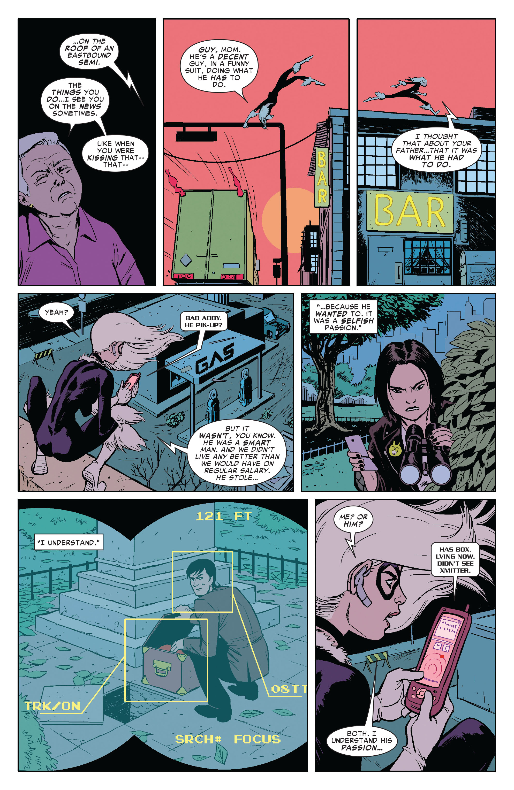 Read online Amazing Spider-Man Presents: Black Cat comic -  Issue #2 - 19