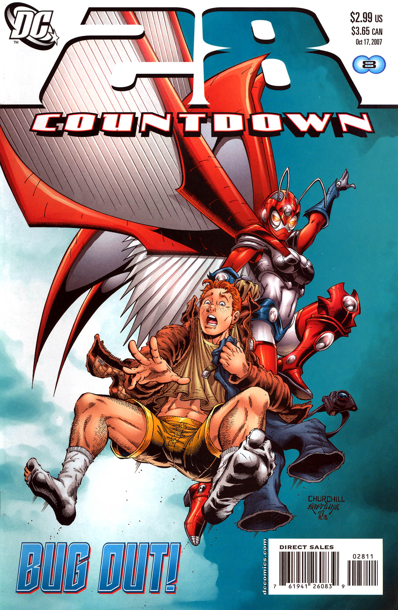 Countdown (2007) 28 Page 1