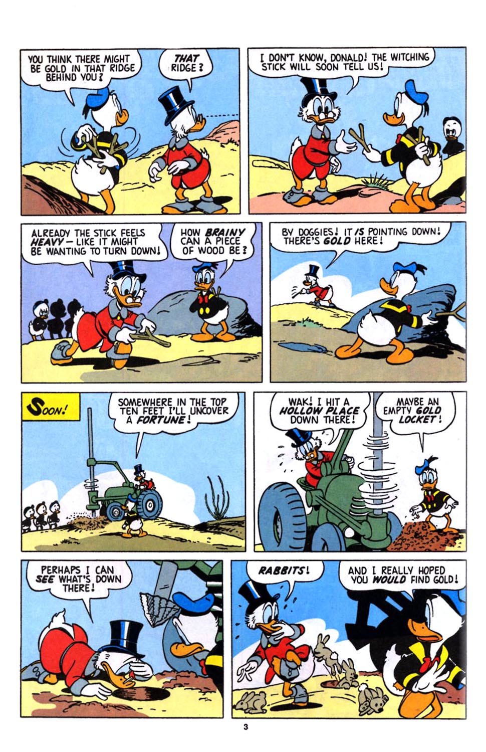 Read online Uncle Scrooge (1953) comic -  Issue #245 - 26