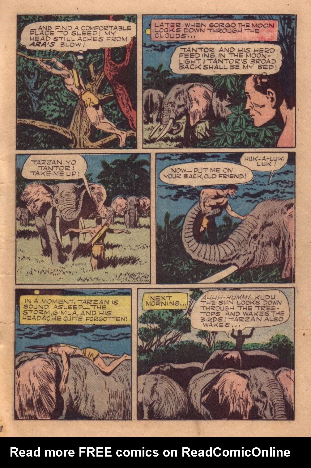 Tarzan (1948) issue 40 - Page 29