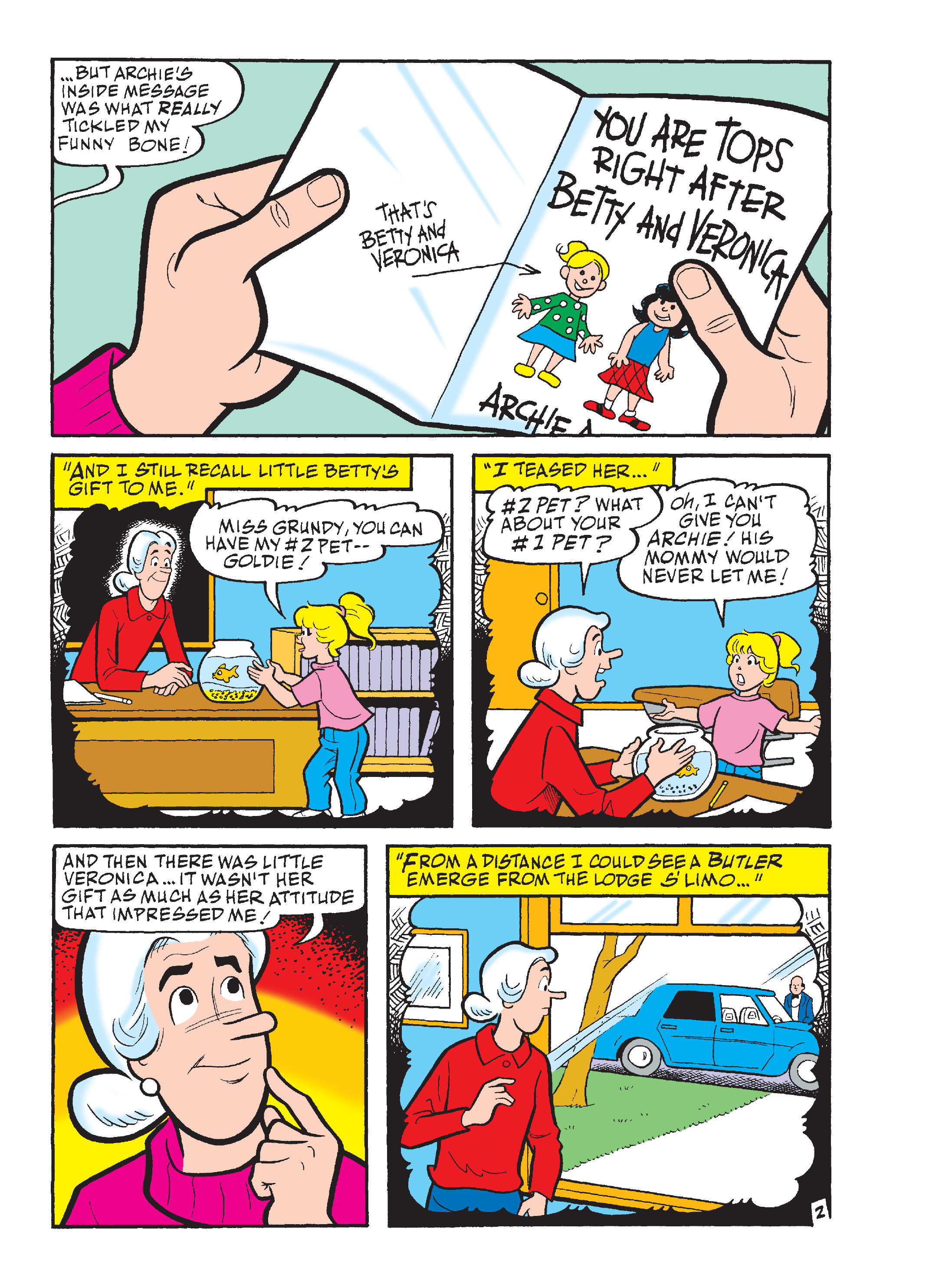 Read online World of Archie Double Digest comic -  Issue #64 - 29