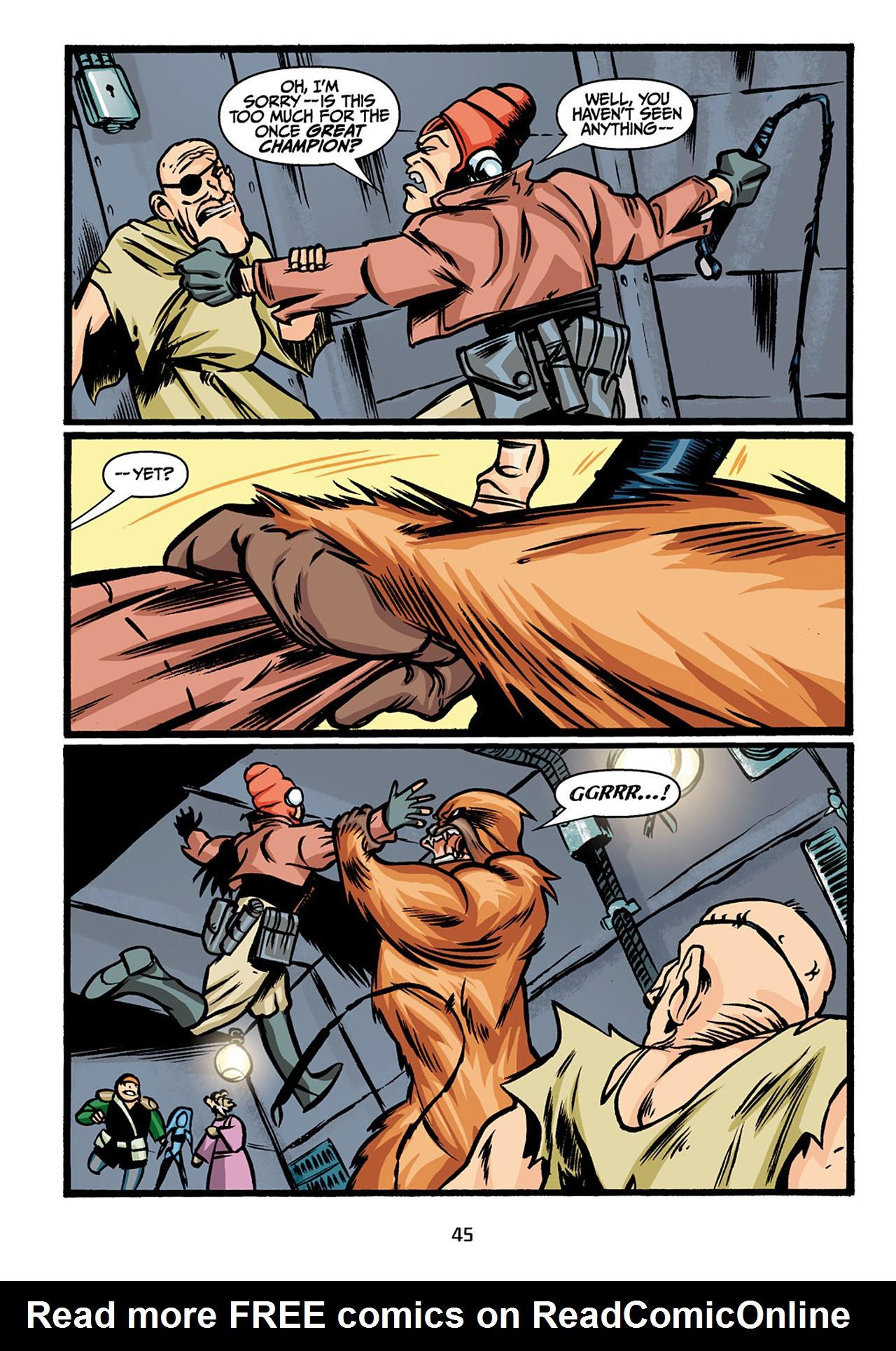 Read online Star Wars Omnibus comic -  Issue # Vol. 33 - 47