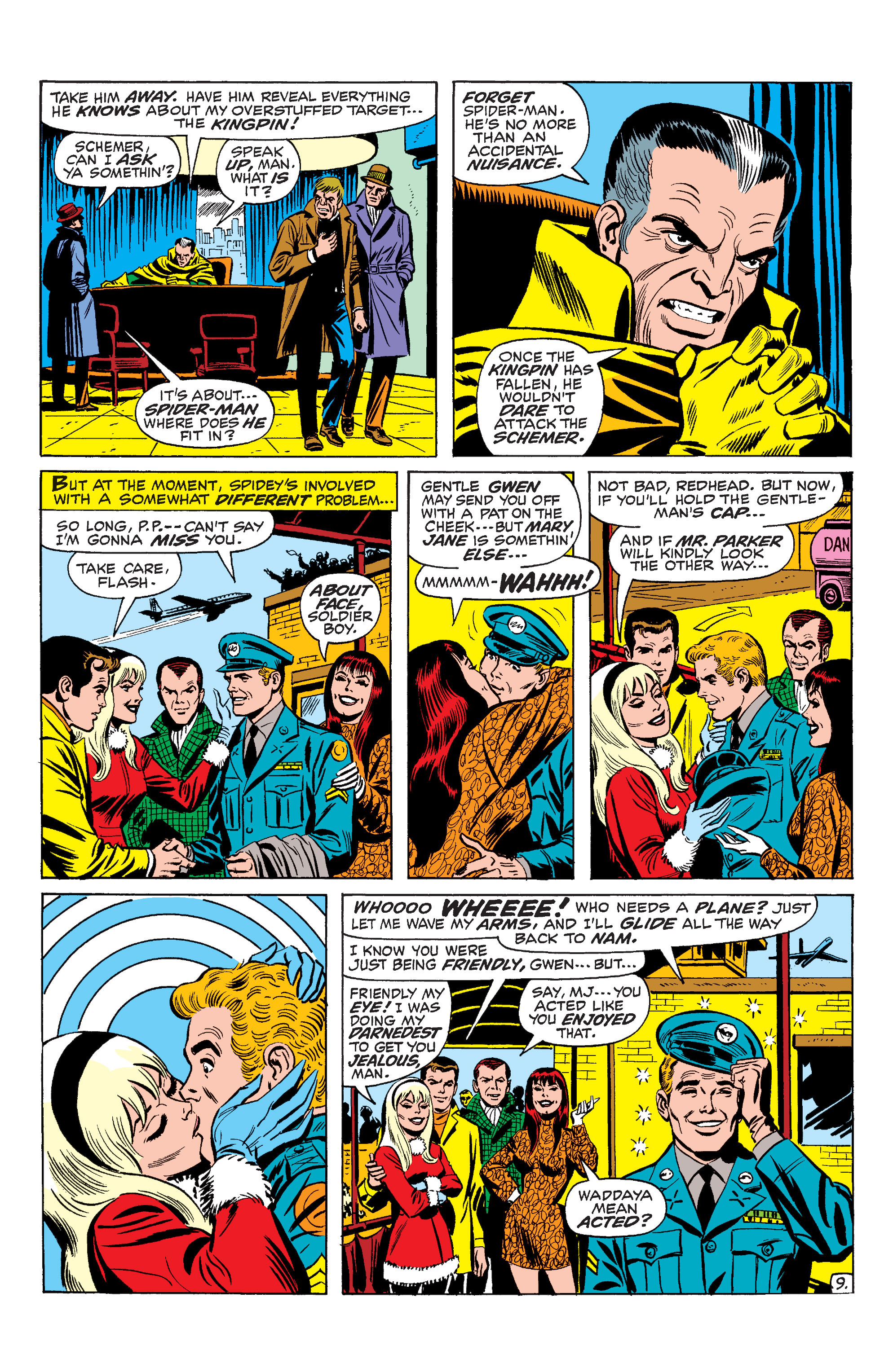 The Amazing Spider-Man (1963) 83 Page 9