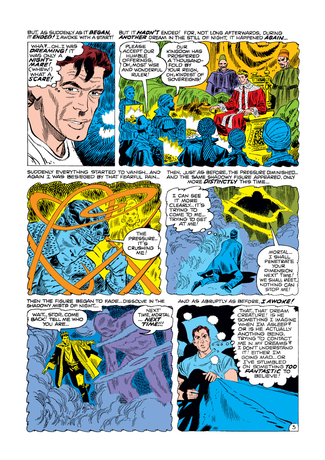 Tales to Astonish (1959) issue 12 - Page 12