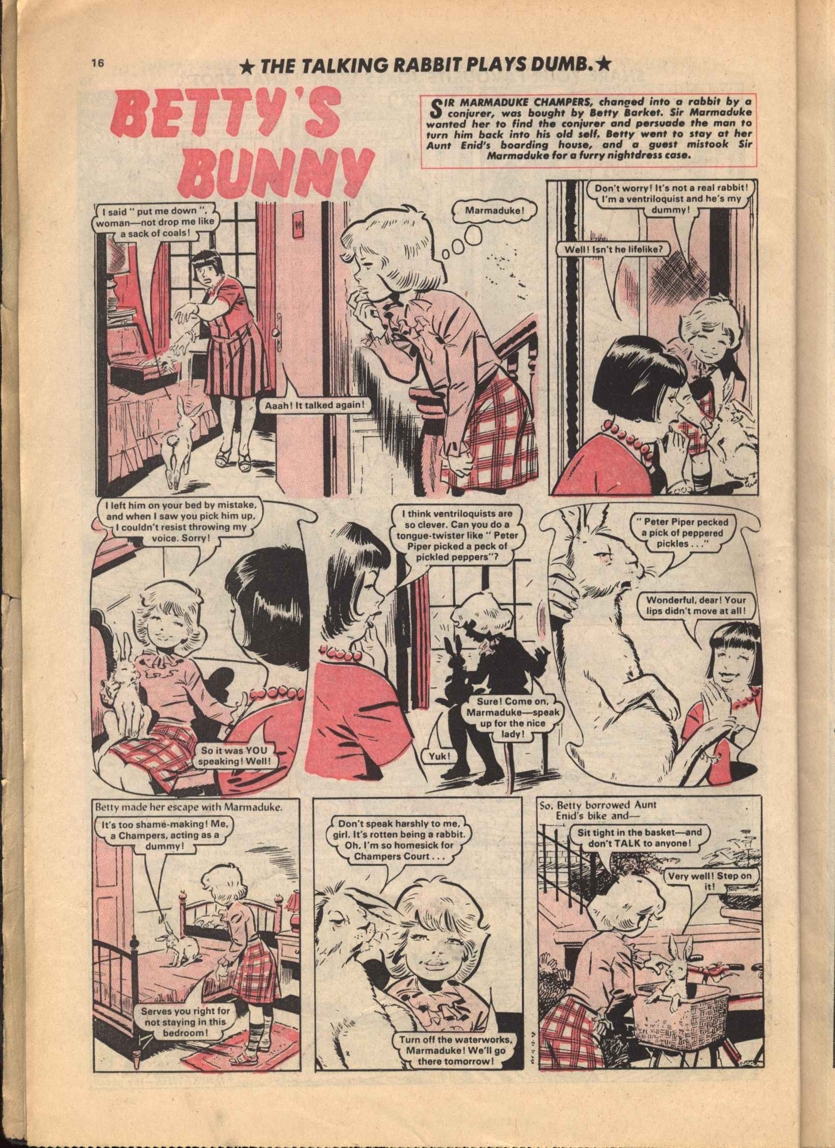 Read online Judy comic -  Issue #988 - 16