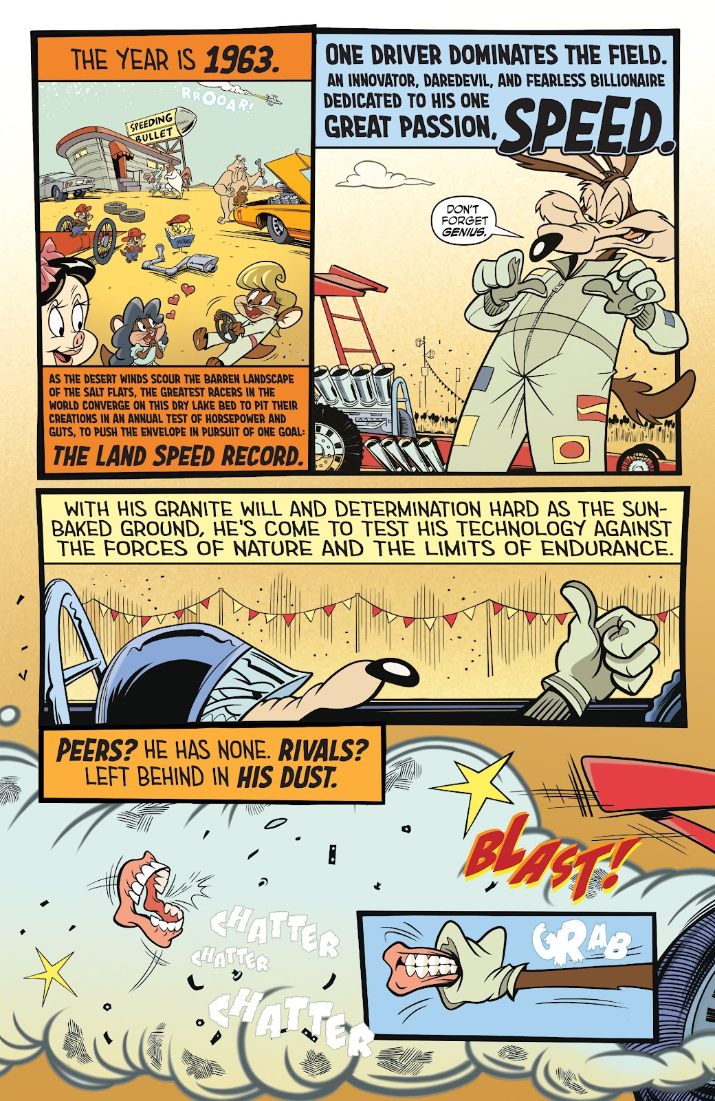 Looney Tunes (1994) issue 255 - Page 3
