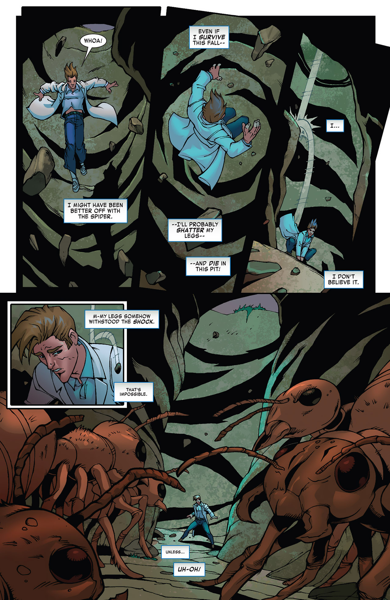 Read online Ant-Man: Season One comic -  Issue #Ant-Man: Season One Full - 23