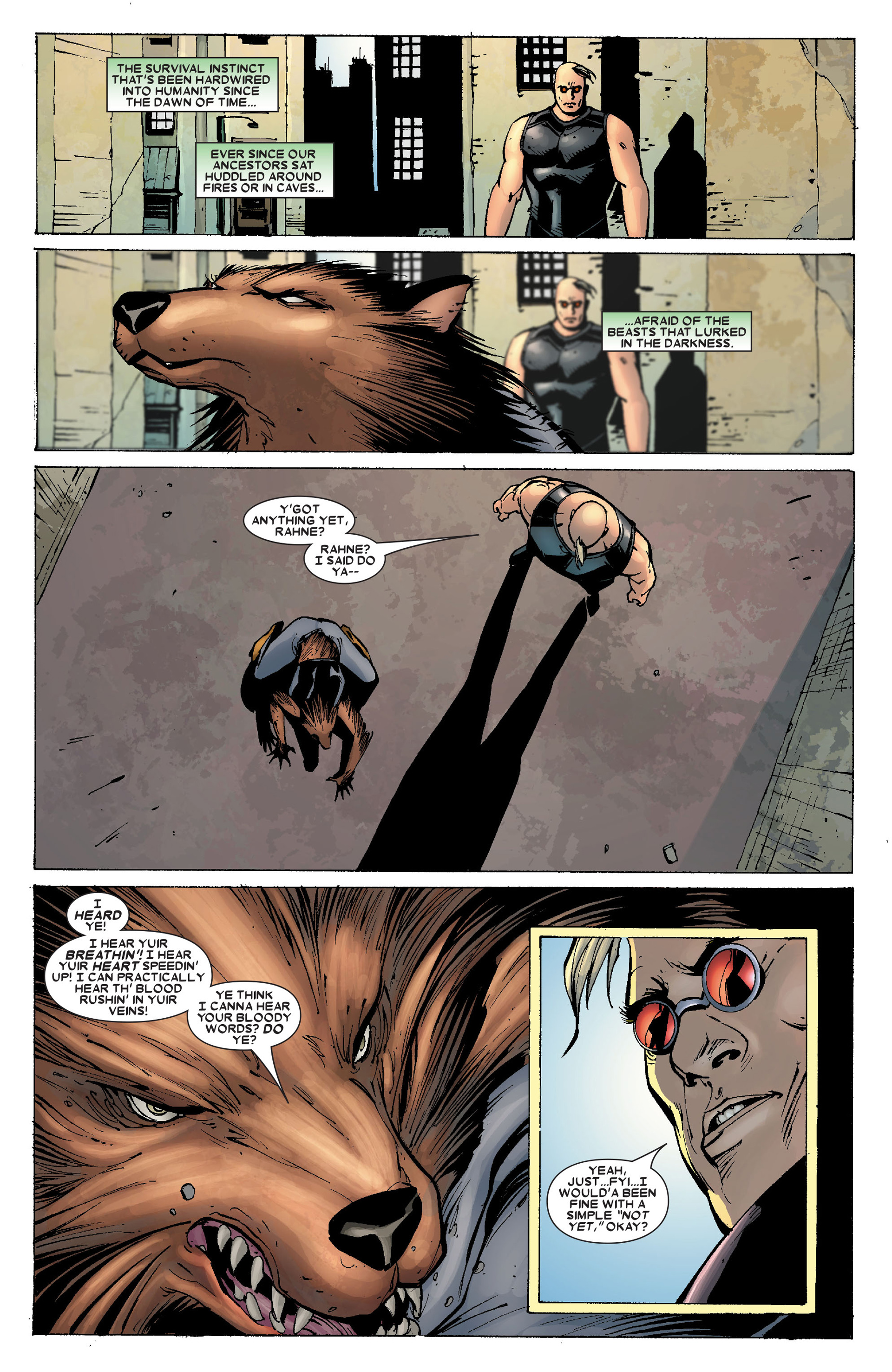 Read online X-Factor (2006) comic -  Issue #19 - 5