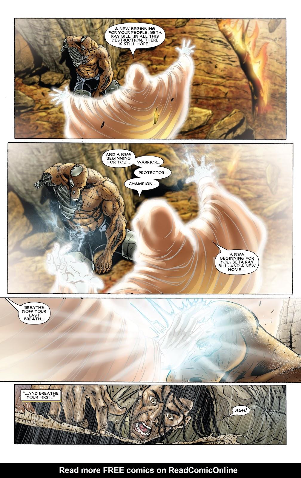 Read online Thor: Ragnaroks comic -  Issue # TPB (Part 4) - 84