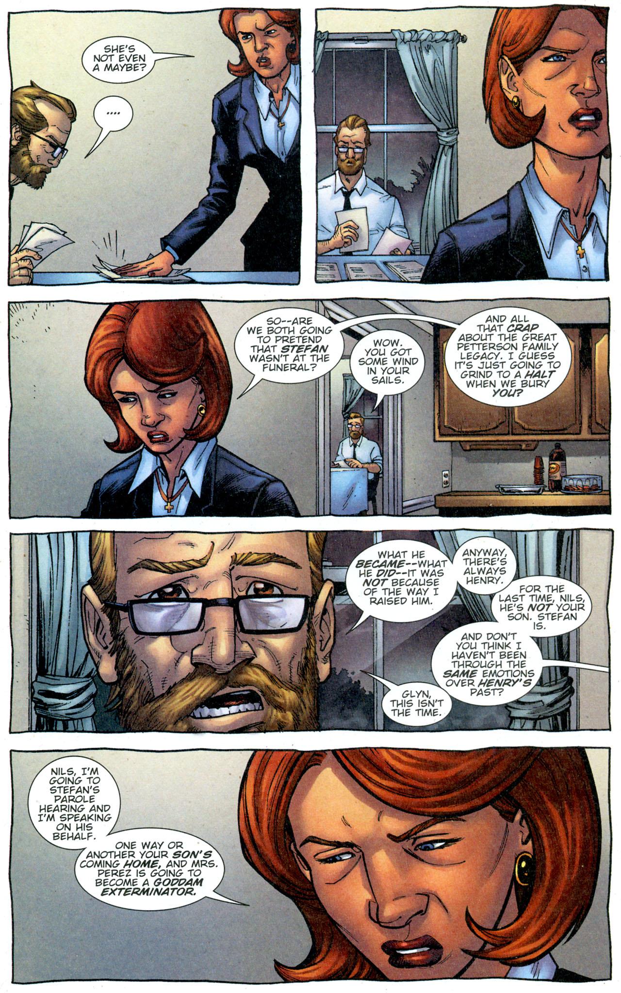Read online The Exterminators comic -  Issue #13 - 16