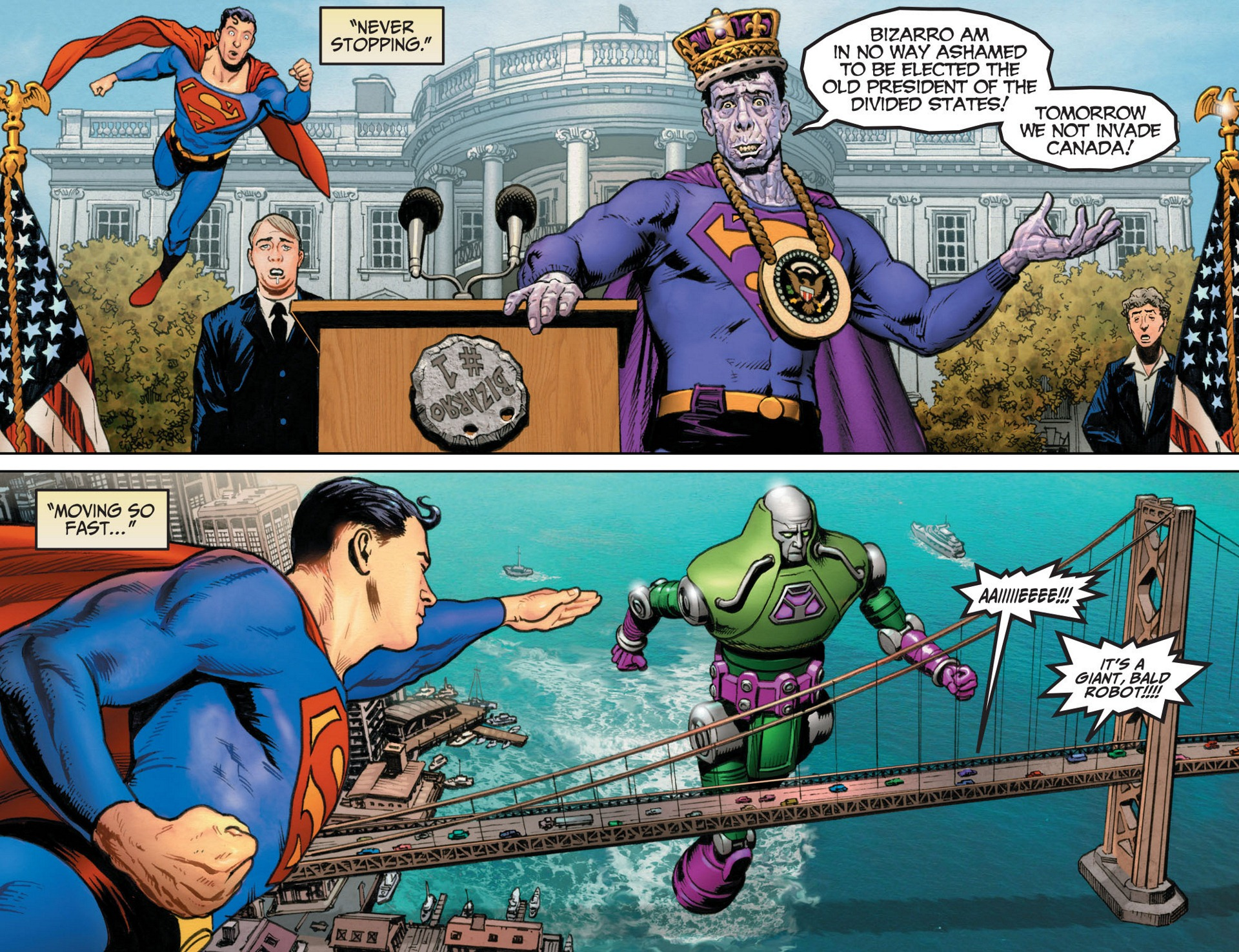 Read online Adventures of Superman [I] comic -  Issue #12 - 18