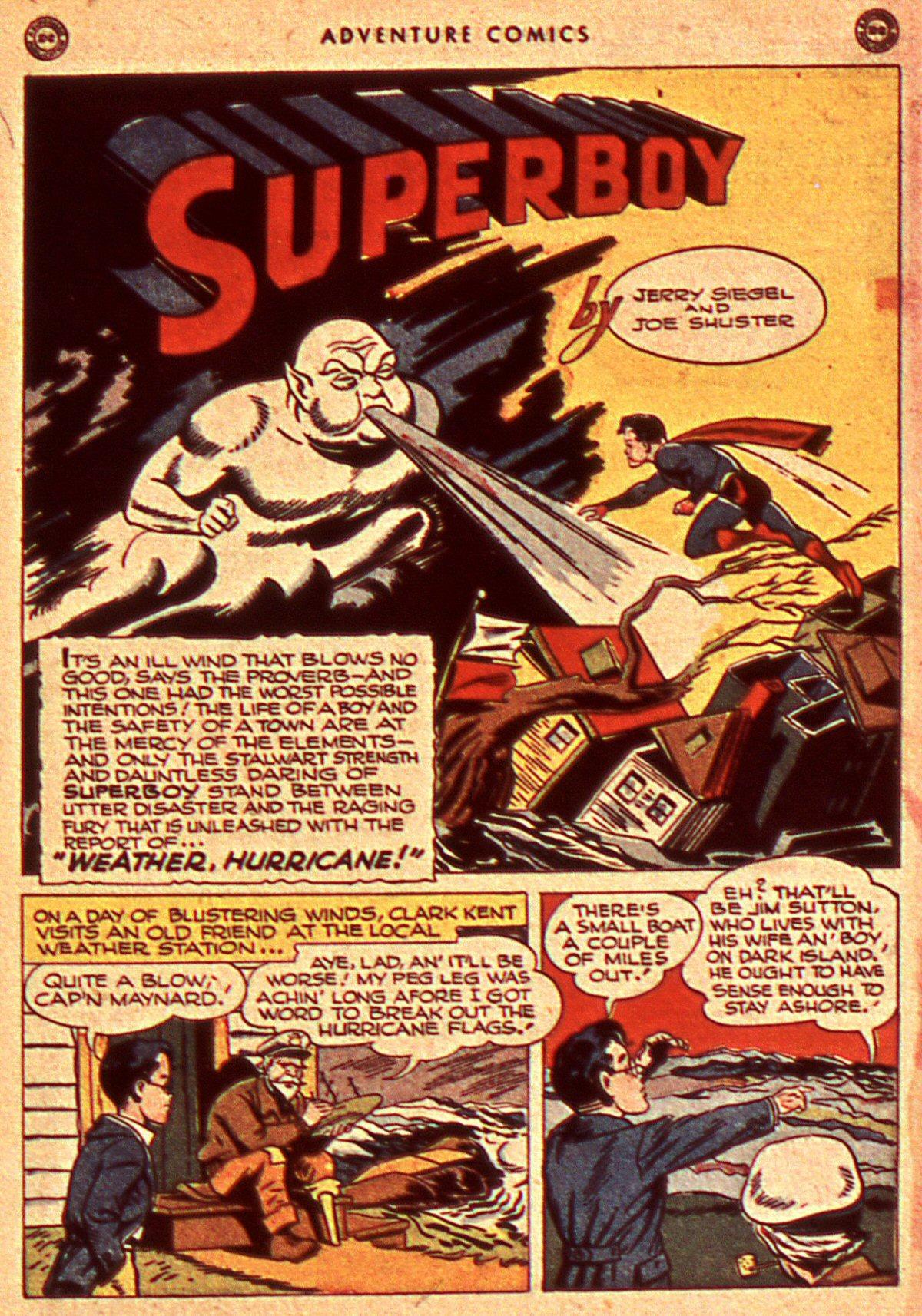 Read online Adventure Comics (1938) comic -  Issue #106 - 3