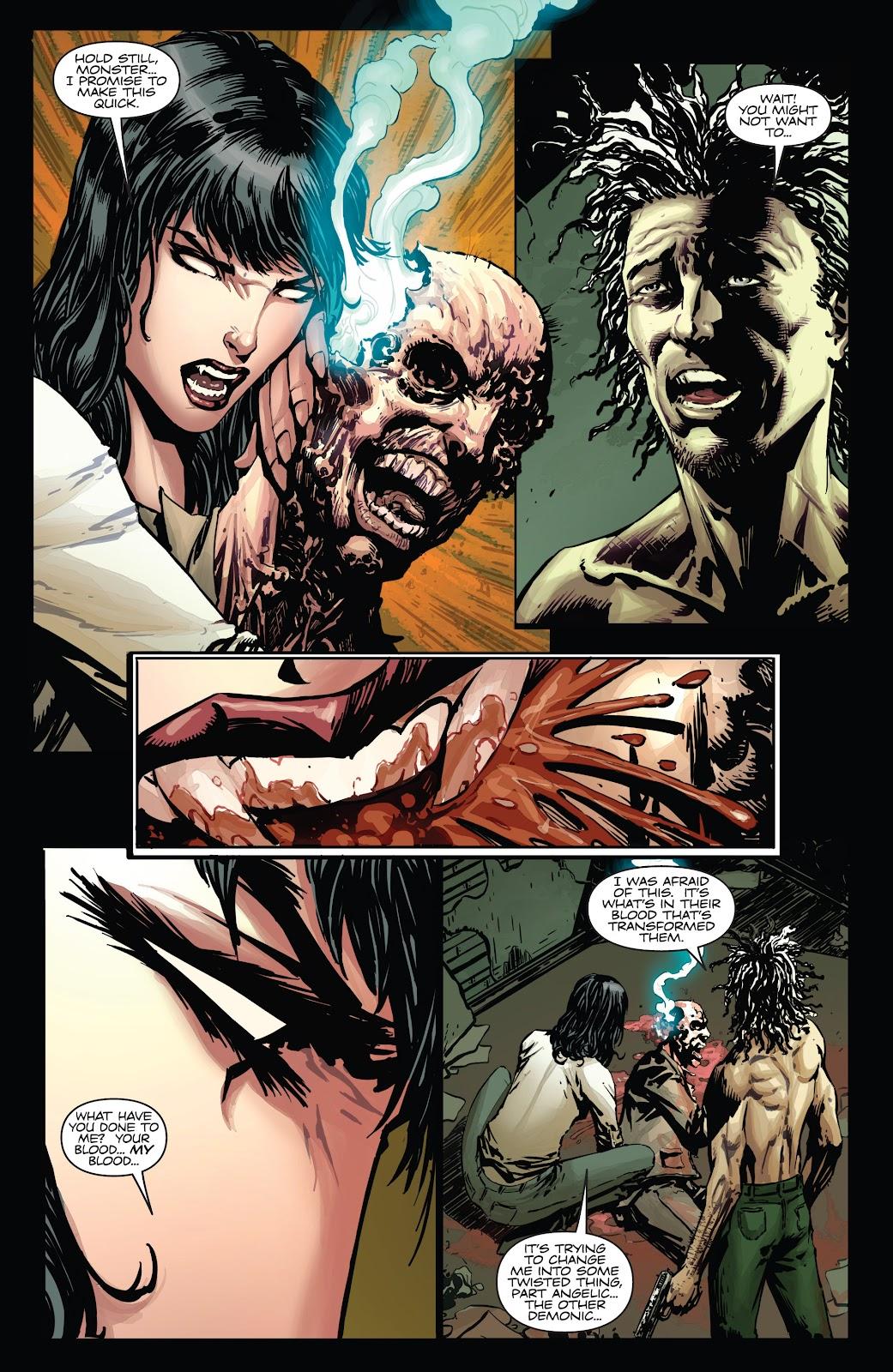Read online Vampirella Strikes comic -  Issue #2 - 19
