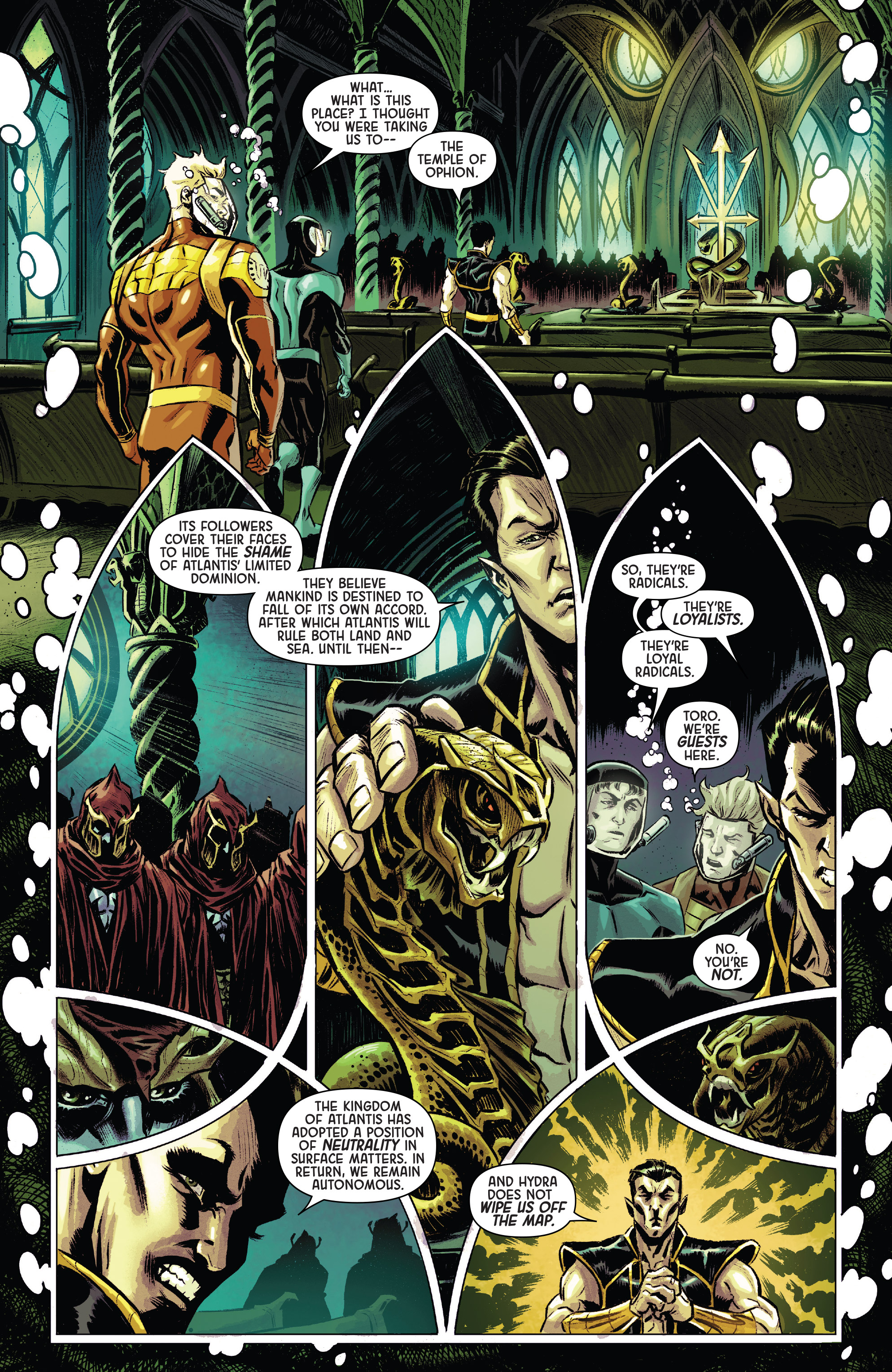 Read online Secret Empire: Brave New World comic -  Issue #1 - 7
