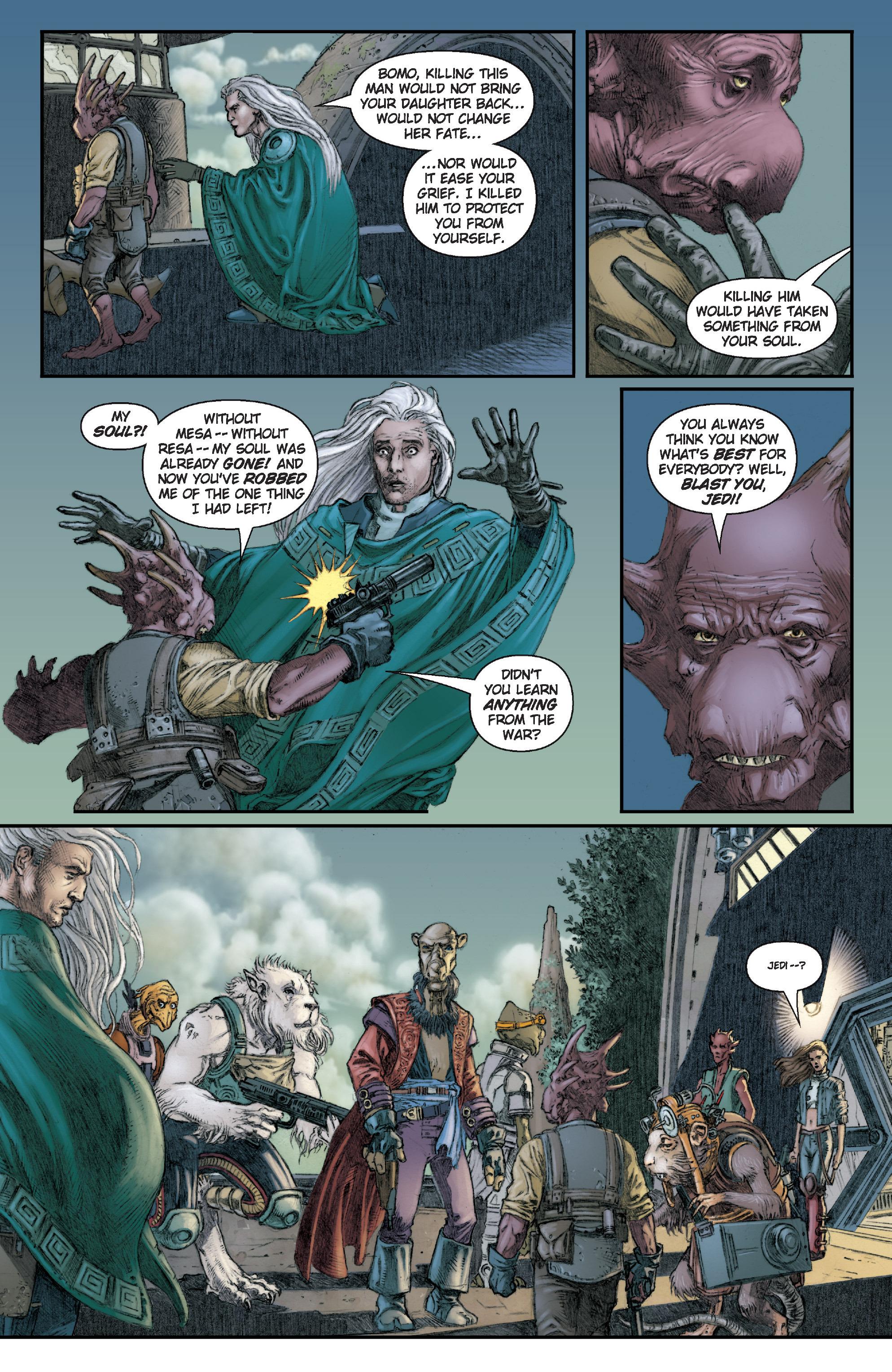 Read online Star Wars Omnibus comic -  Issue # Vol. 31 - 162