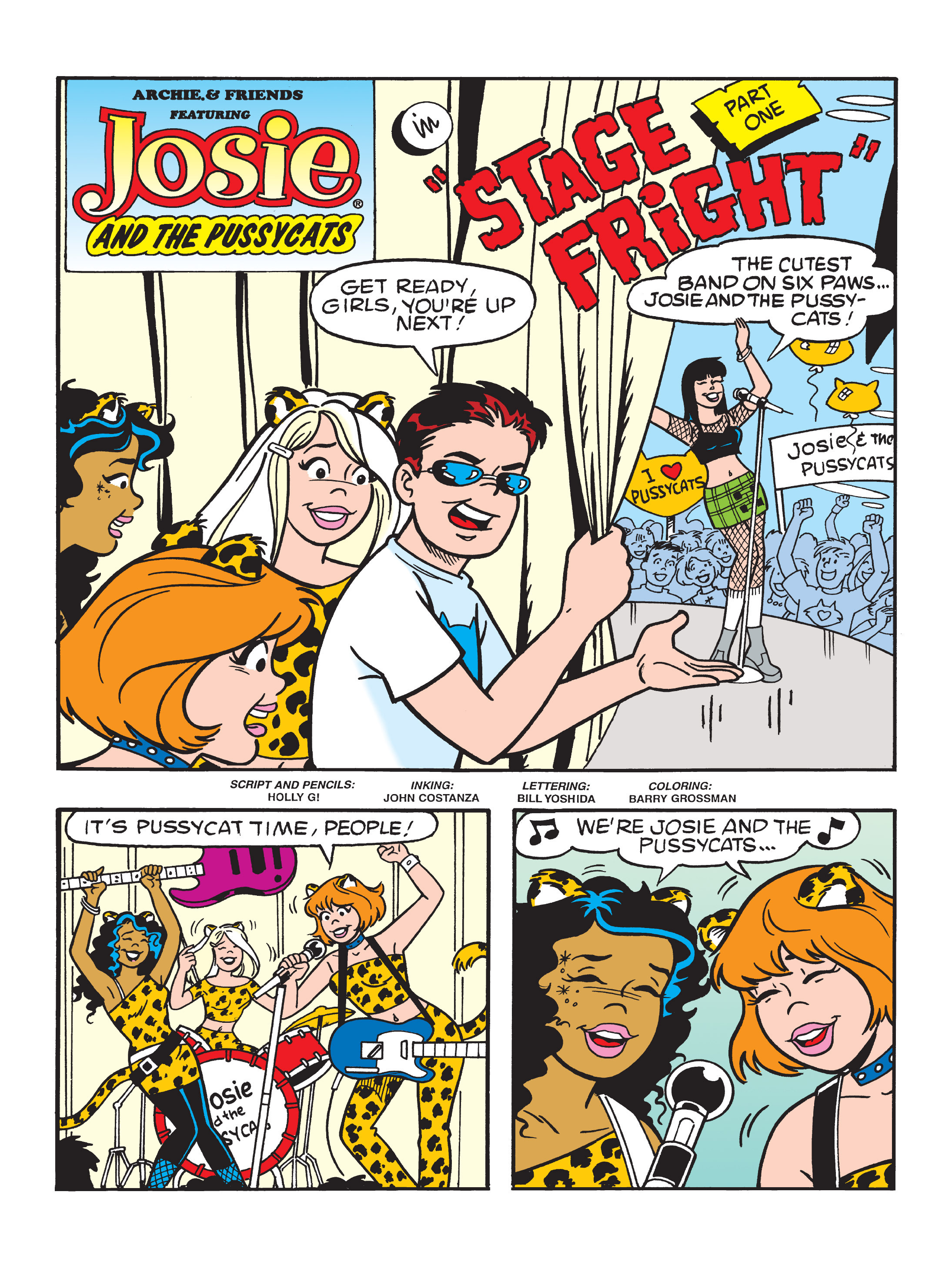 Read online Archie 75th Anniversary Digest comic -  Issue #3 - 185