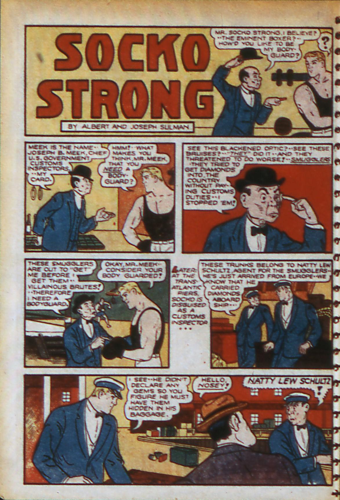 Read online Adventure Comics (1938) comic -  Issue #56 - 41