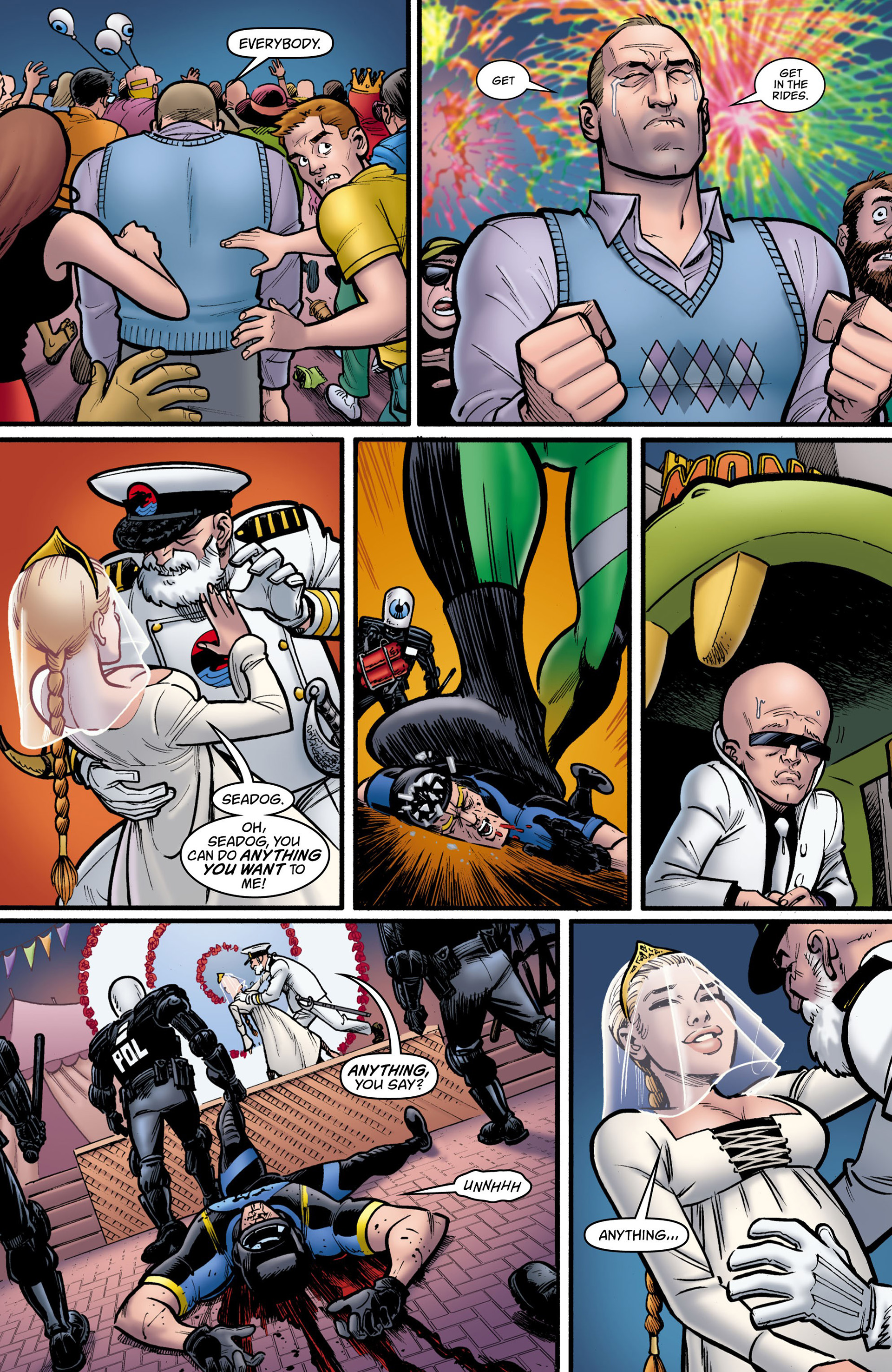 Read online Seaguy: The Slaves of Mickey Eye comic -  Issue #3 - 18