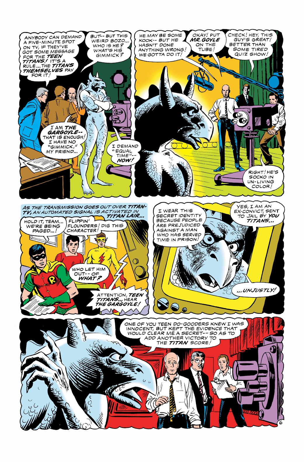 Teen Titans (1966) issue 14 - Page 7