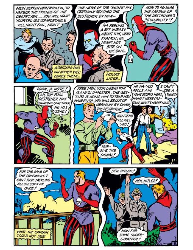 Read online All-Winners Comics comic -  Issue #5 - 62