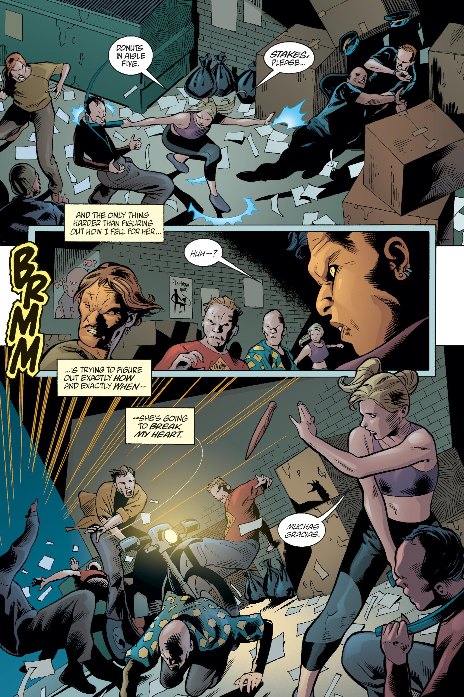 Read online Buffy the Vampire Slayer: Omnibus comic -  Issue # TPB 1 - 107