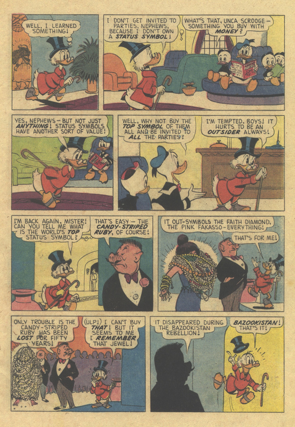 Read online Uncle Scrooge (1953) comic -  Issue #98 - 5