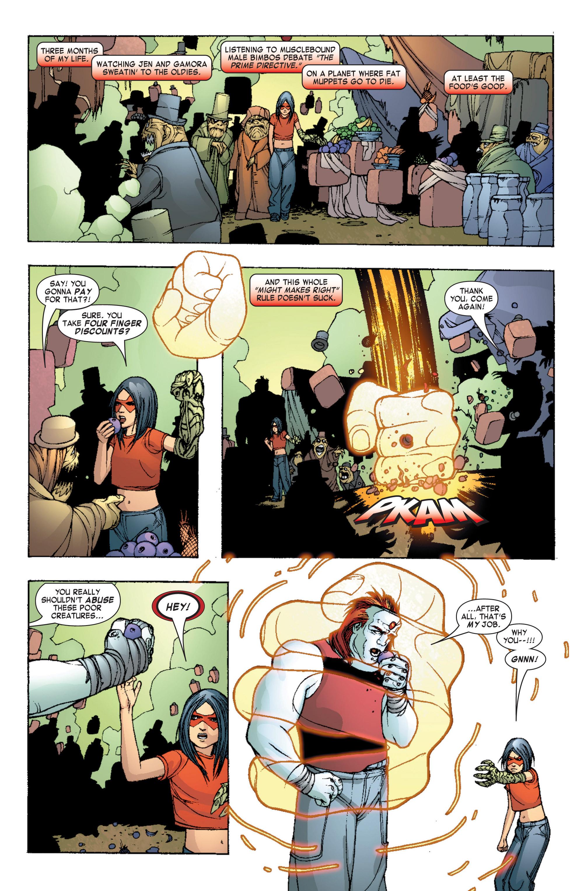Read online She-Hulk (2004) comic -  Issue #8 - 18