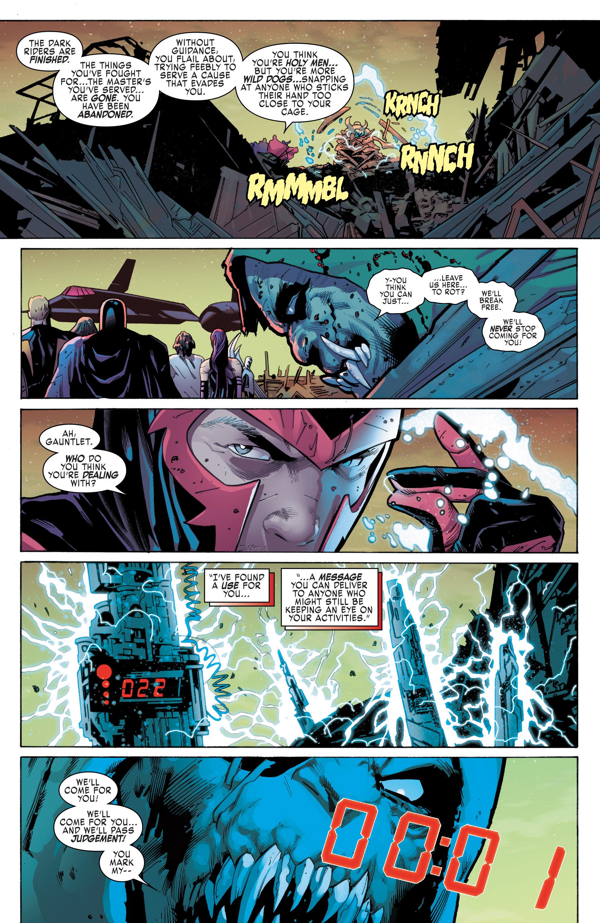 Read online Uncanny X-Men (2016) comic -  Issue #5 - 10