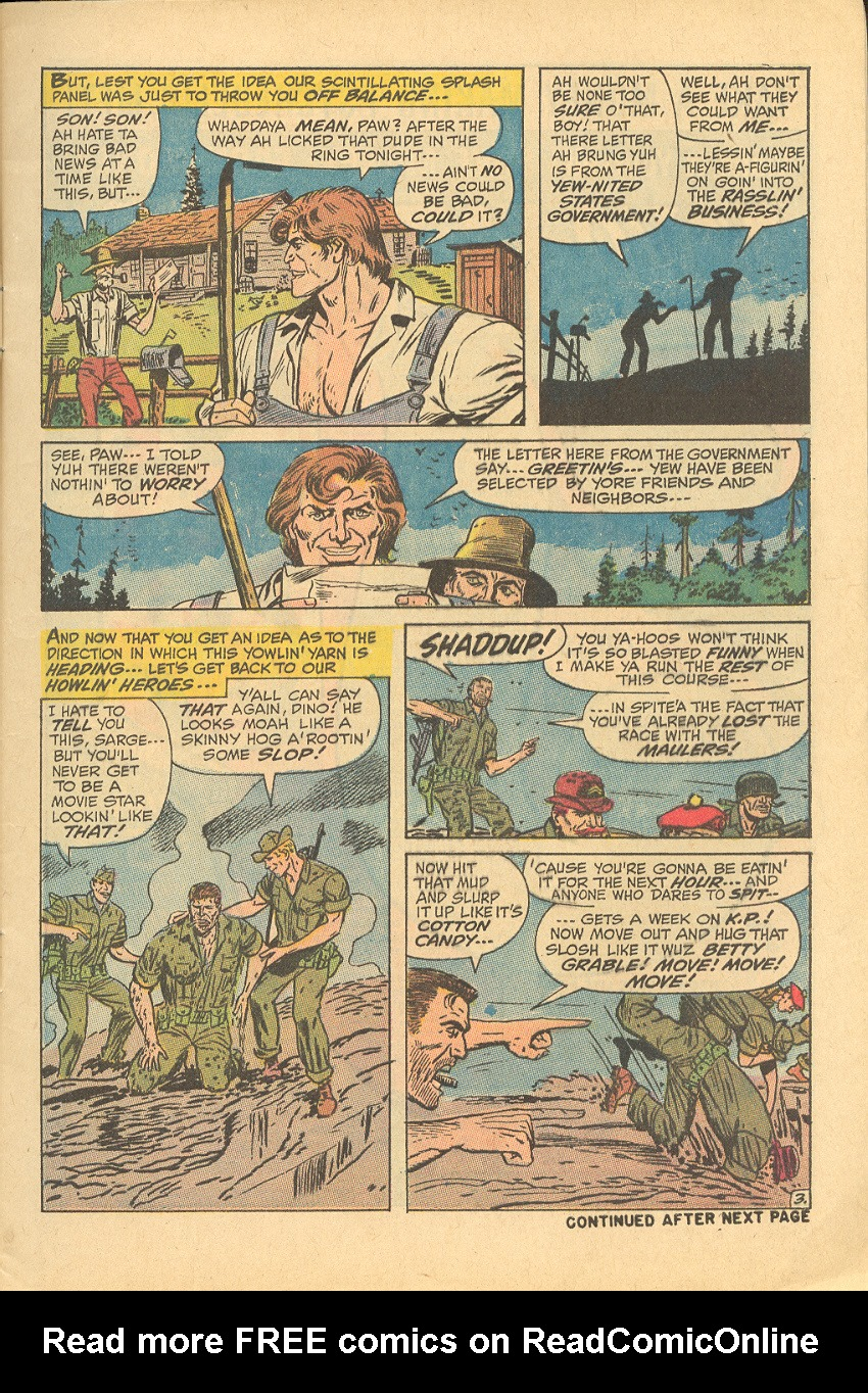 Read online Sgt. Fury comic -  Issue #83 - 5