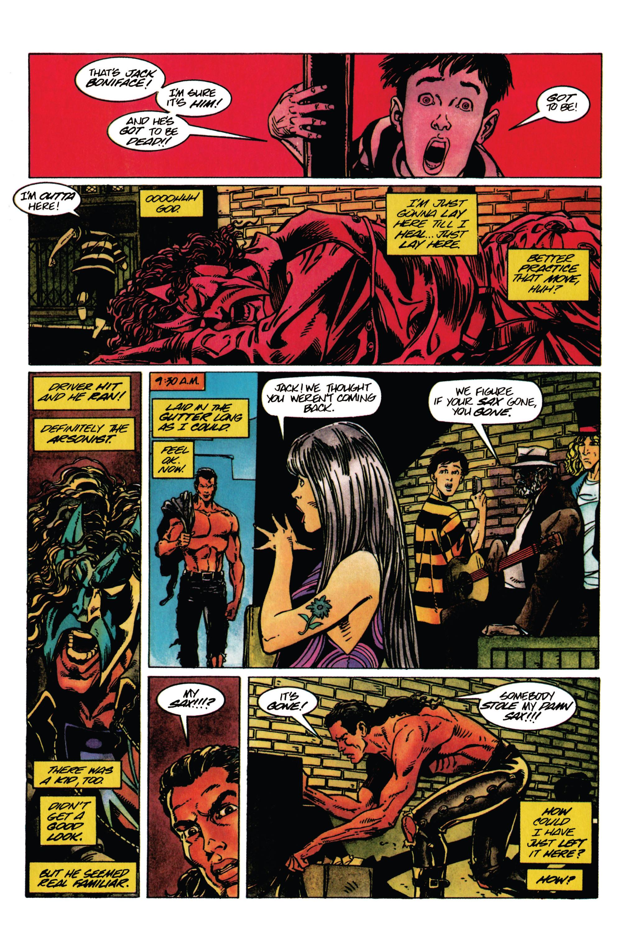 Read online Shadowman (1992) comic -  Issue #30 - 14