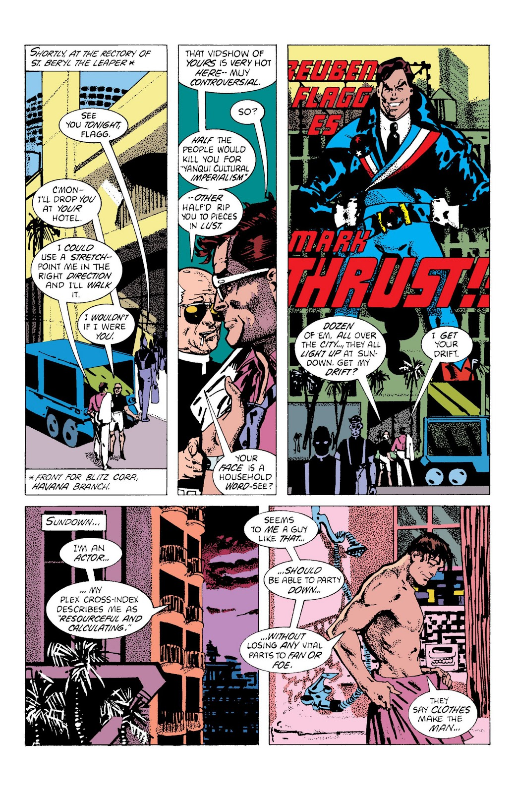 American Flagg! issue Definitive Collection (Part 2) - Page 50