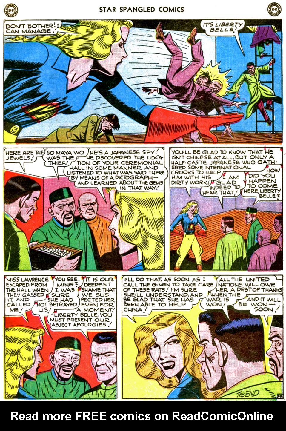 Star Spangled Comics (1941) issue 56 - Page 49