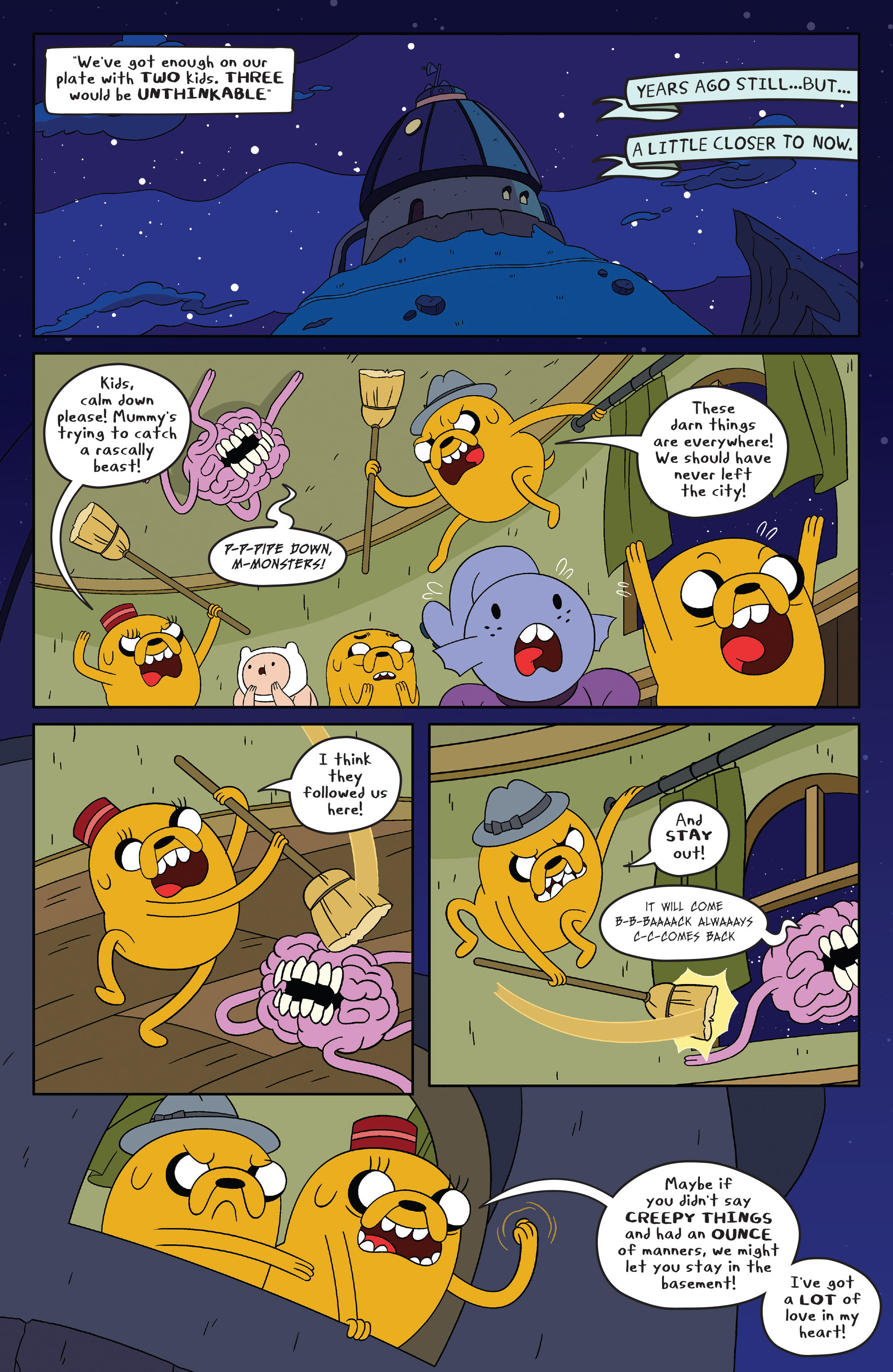 Read online Adventure Time comic -  Issue #48 - 9