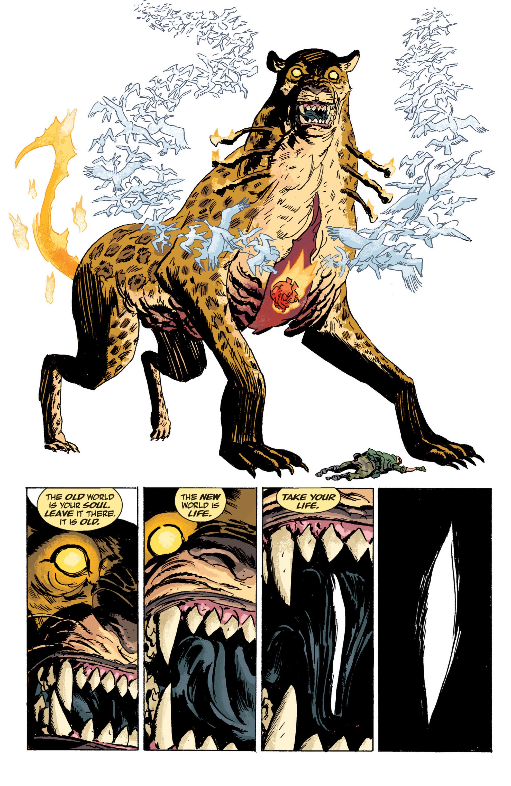 Read online B.P.R.D. (2003) comic -  Issue # TPB 6 - 55