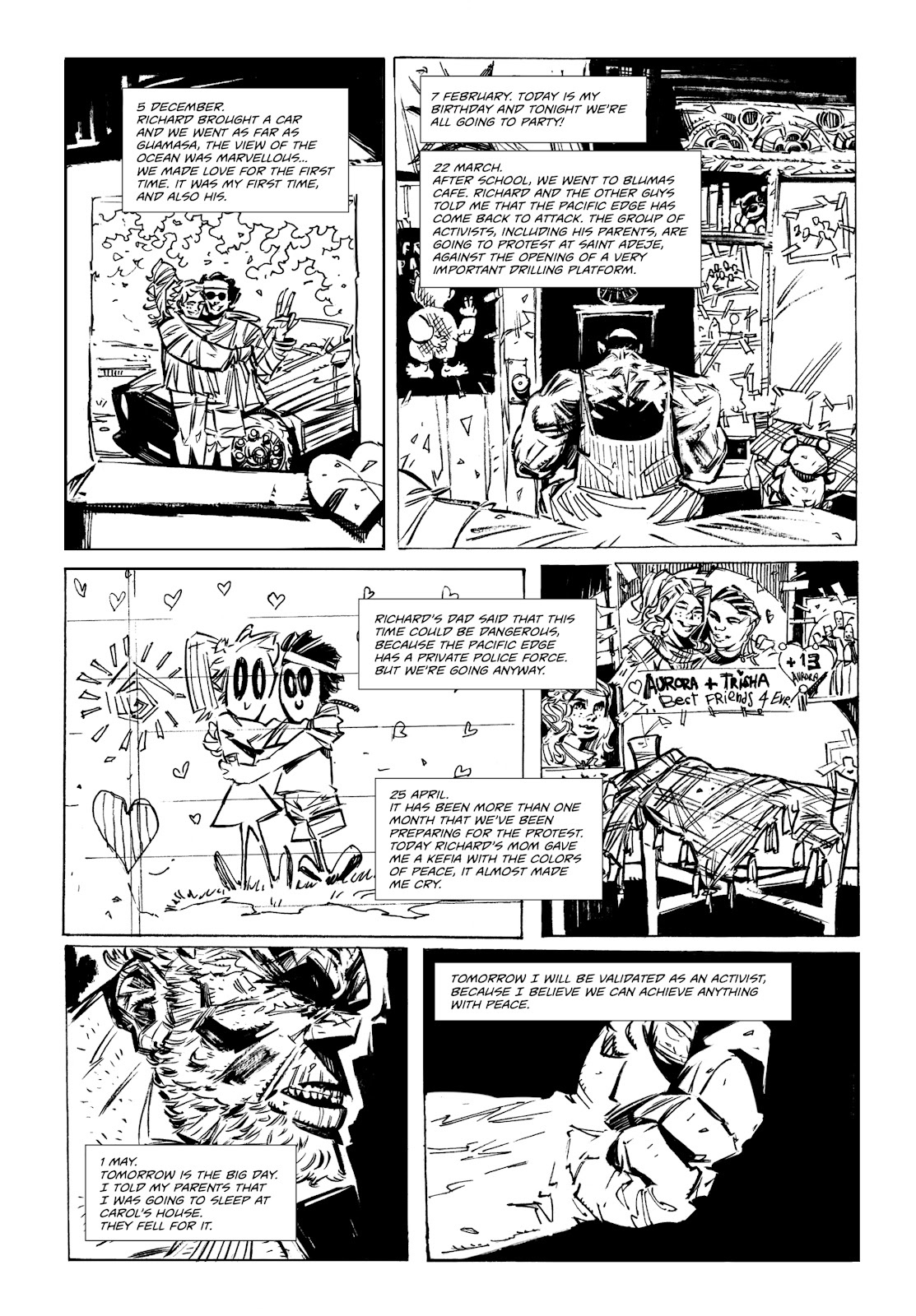 Read online Wrath of God comic -  Issue #2 - 9
