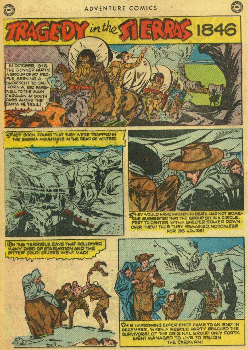 Read online Adventure Comics (1938) comic -  Issue #162 - 34