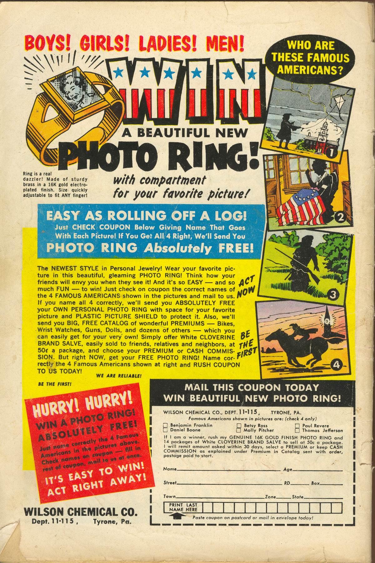Read online Adventure Comics (1938) comic -  Issue #281 - 36