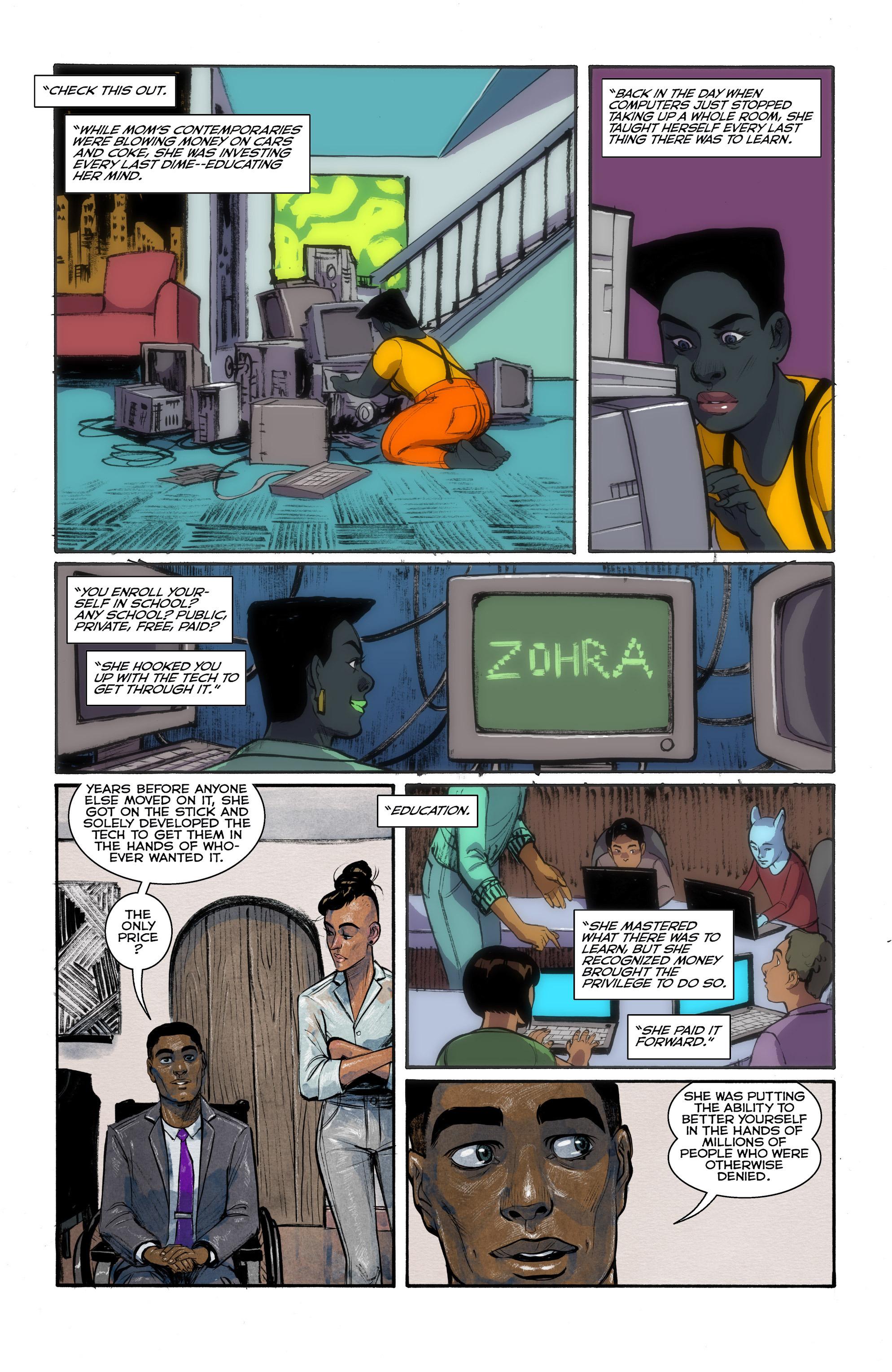 Read online Shutter comic -  Issue #21 - 15