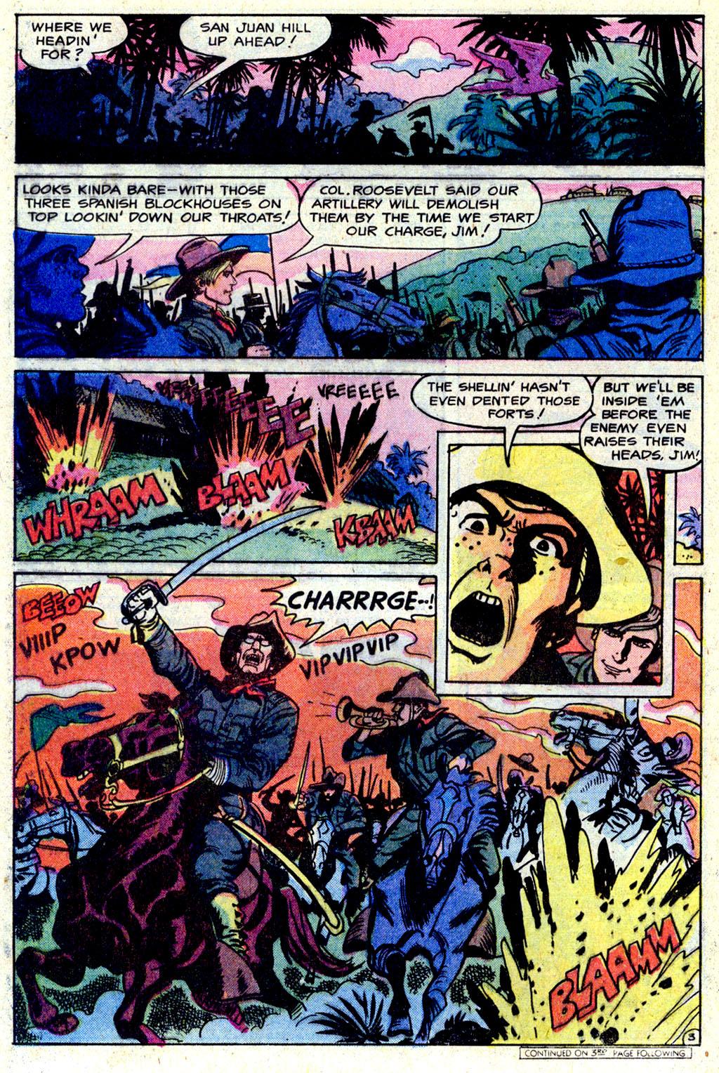 Read online Sgt. Rock comic -  Issue #337 - 17