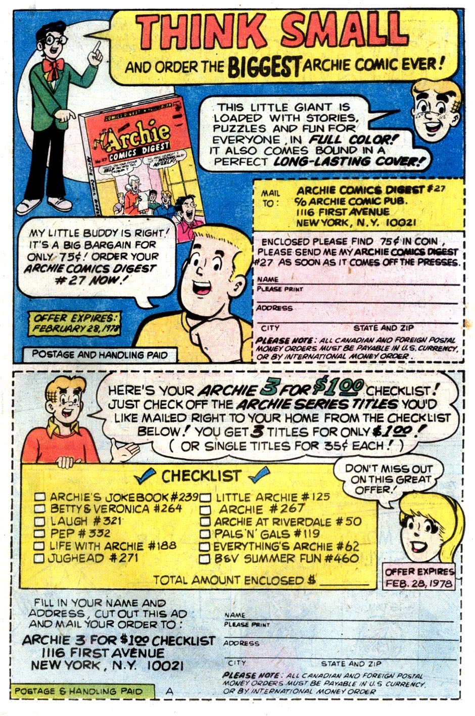 Read online Madhouse Comics comic -  Issue #110 - 19