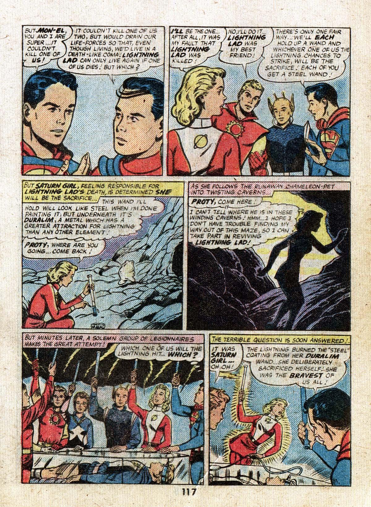 Read online Adventure Comics (1938) comic -  Issue #500 - 117