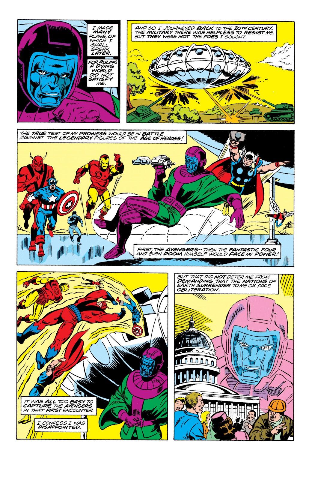 Read online Avengers: Citizen Kang comic -  Issue # TPB (Part 1) - 56