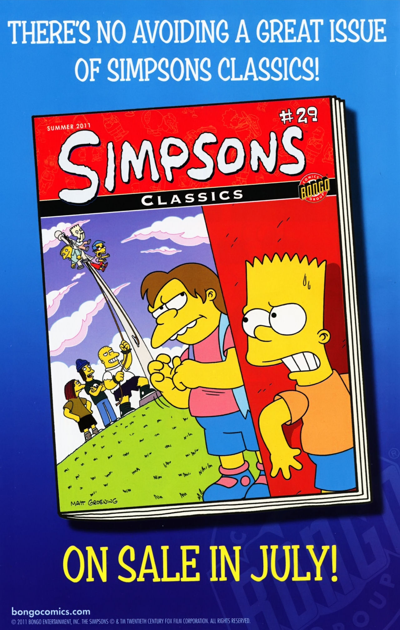 Read online Simpsons Comics Presents Bart Simpson comic -  Issue #60 - 33