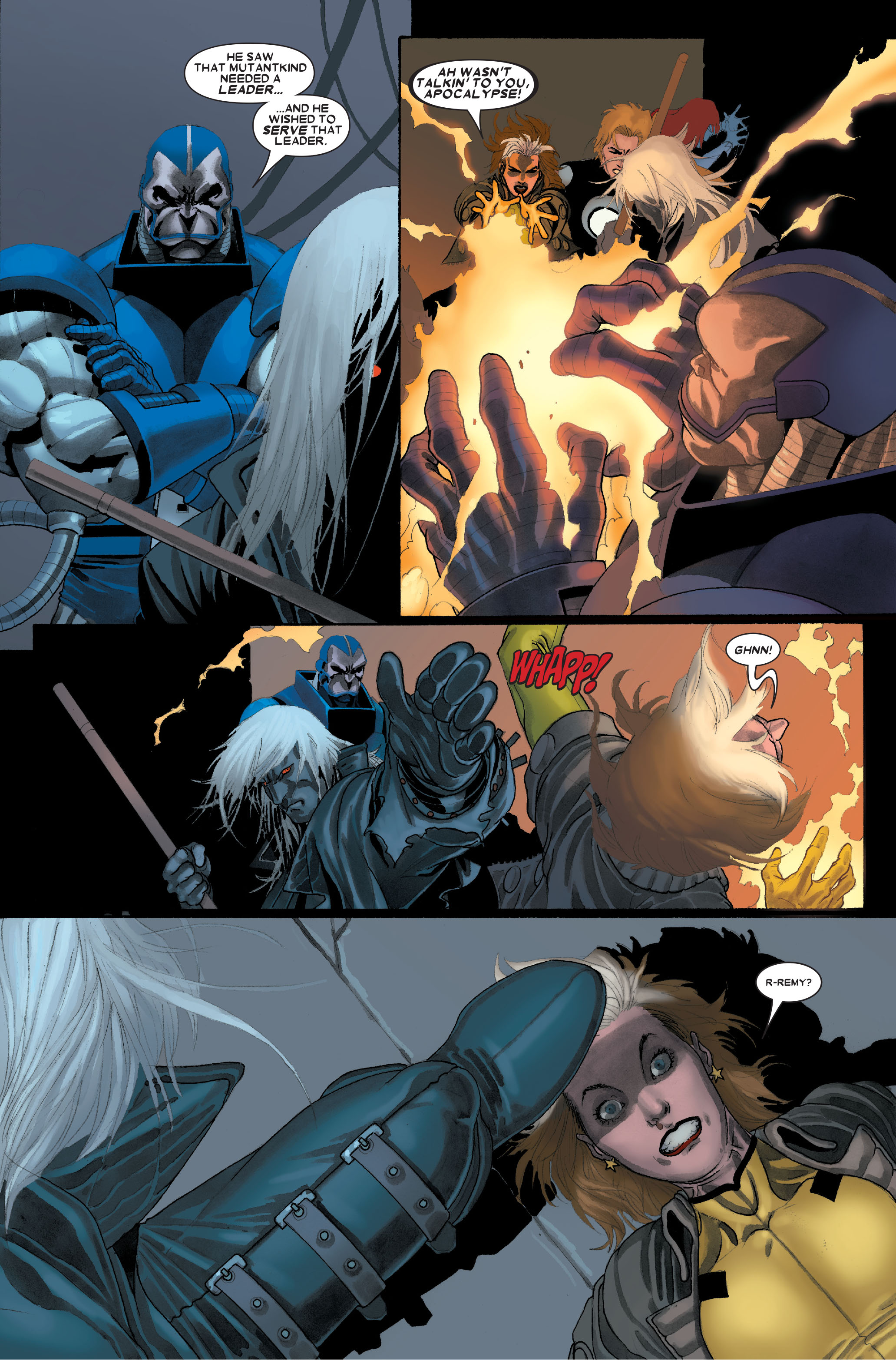 X-Men (1991) 185 Page 2